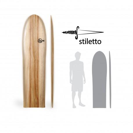 PRONTA ENTREGA - STILETTO 5'10