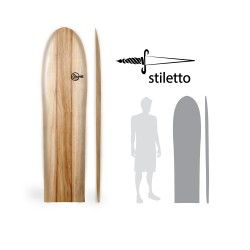 PRONTA ENTREGA - STILETTO 5'10