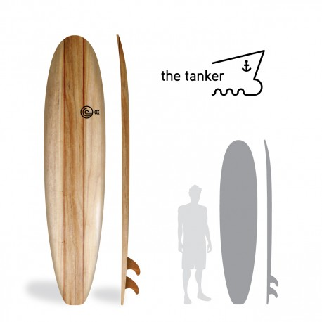 the tanker