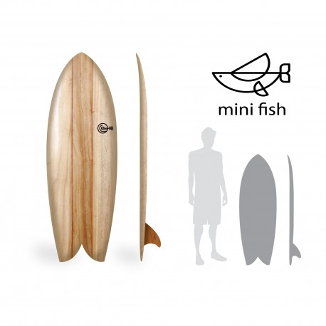 PRONTA ENTREGA - MINI FISH 5'1